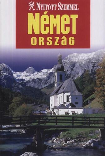 Németország útikönyv - Nyitott Szemmel