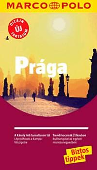 Prága útikönyv - Marco Polo