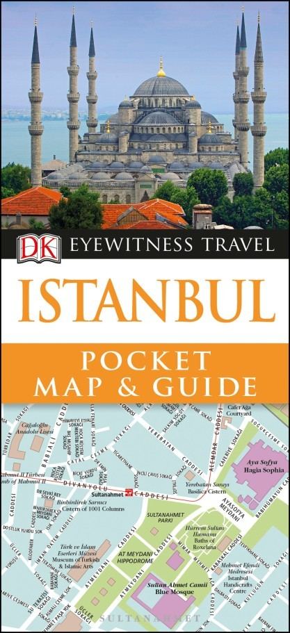 Istanbul - DK Pocket Map and Guide