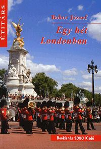 Egy hét Londonban - Booklands 2000