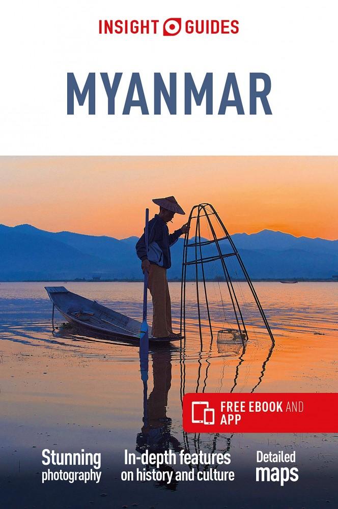 Myanmar (Burma) Insight Guide