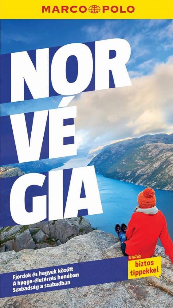 Norvégia útikönyv - Marco Polo