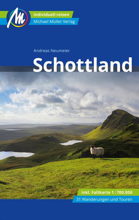 Schottland Reisebücher - MM