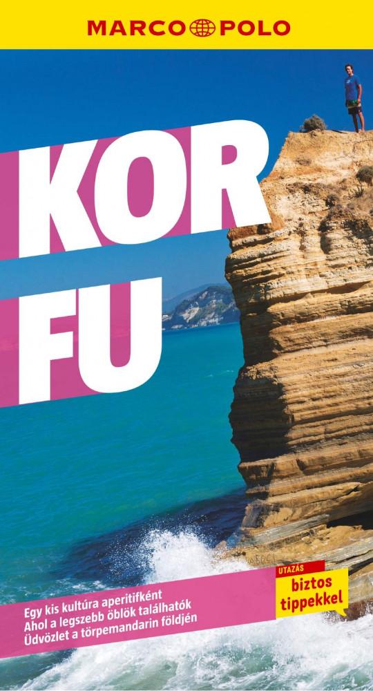 Korfu útikönyv - Marco Polo