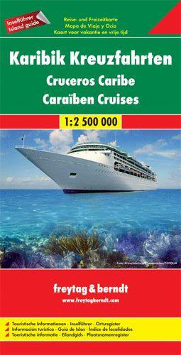 Karib-szigetek - f&b AK 161