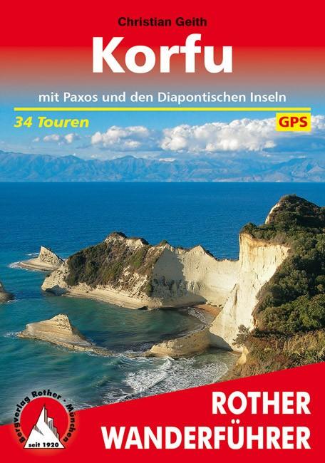 Korfu (mit Paxos und den Diapontischen Inseln) - RO 4371