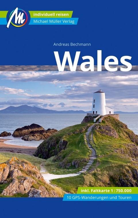 Wales Reisebücher - MM