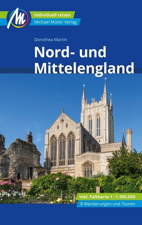 Nord- und Mittelengland Reisebücher - MM