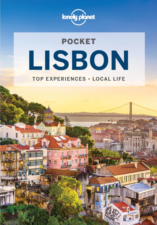 Lisbon Pocket - Lonely Planet