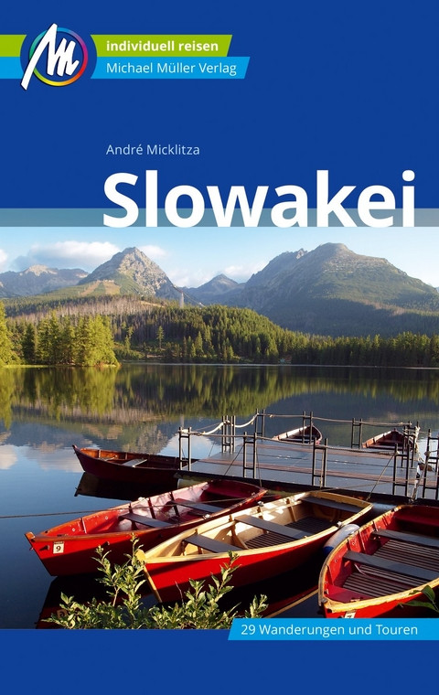 Slowakei Reisebücher - MM