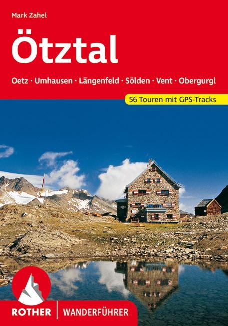 Ötztal (Ötztaler Alpen – Stubaier Alpen) - RO 4461