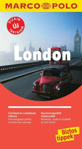 London útikönyv - Marco Polo