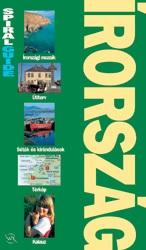 Írország útikönyv - Spirálkönyv