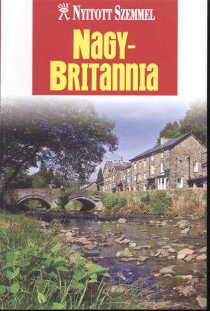 Nagy-Britannia útikönyv - Nyitott Szemmel