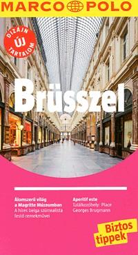 Brüsszel útikönyv - Marco Polo