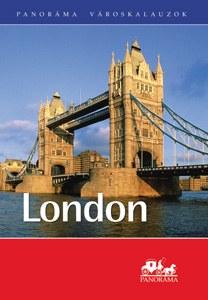 London útikönyv - Panoráma