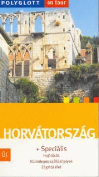 Horvátország útikönyv - Polyglott