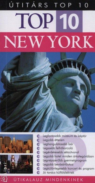 New York - Útitárs Top 10