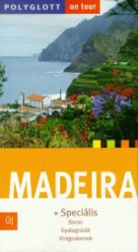 Madeira útikönyv - Polyglott