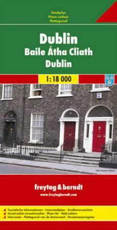 Dublin várostérkép - f&b PL 95