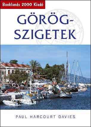 Görög-szigetek útikönyv - Booklands 2000