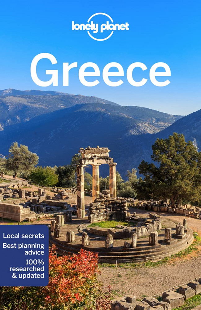 Greece - Lonely Planet