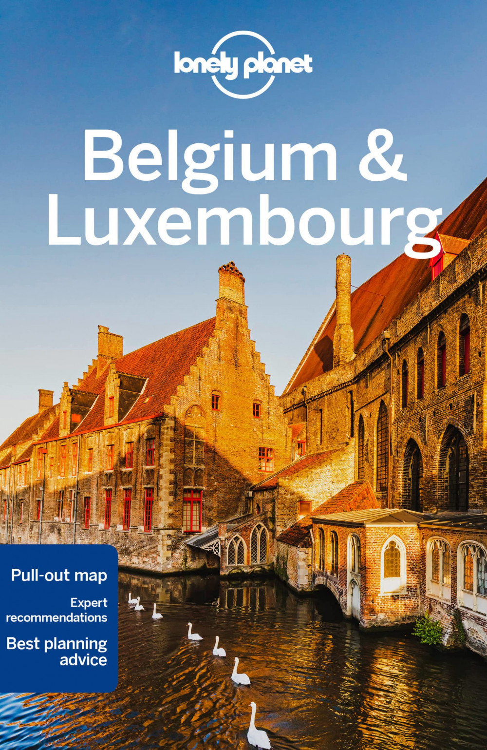 Belgium & Luxembourg - Lonely Planet