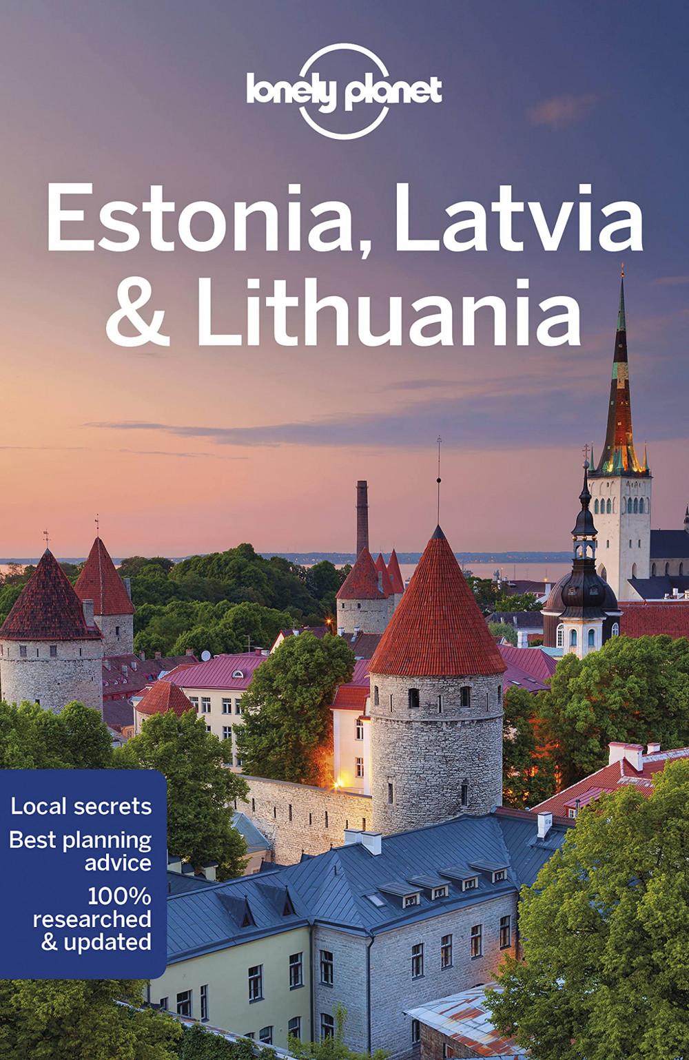 Estonia Latvia & Lithuania - Lonely Planet