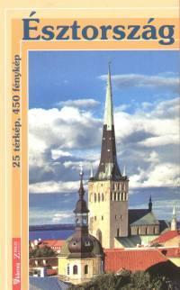 Észtország útikönyv - Z-Press